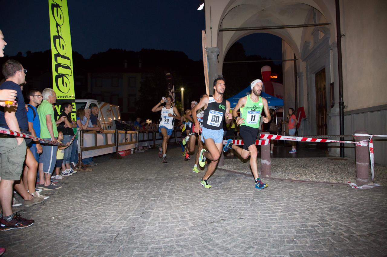 Corri nei Borghi Bossico